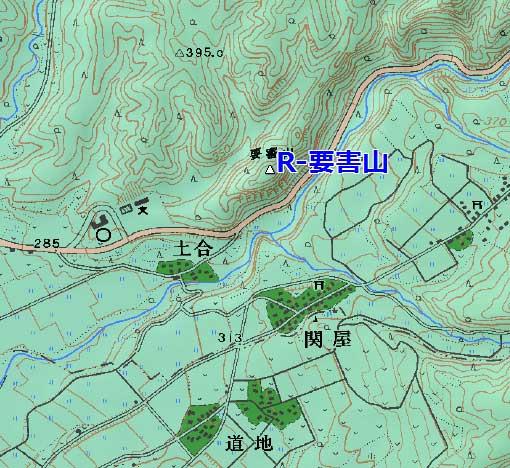 北塩原要害山