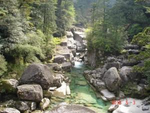 屋久島の水はかくも美しいresized