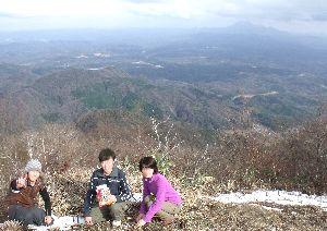 大江高山山頂
