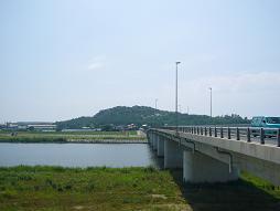 妙見橋から