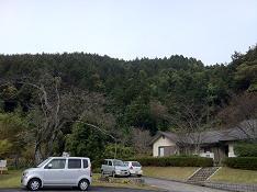 ここが倉梯山
