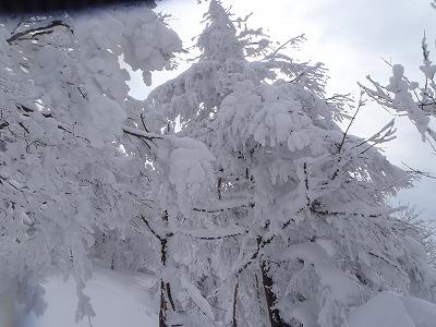 12.雪おばけ