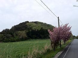 おもわず茶臼山