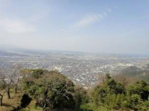 久松山登山2