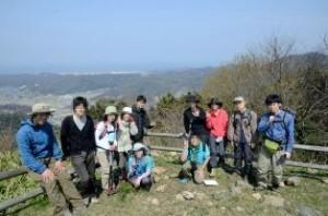 久松山登山5